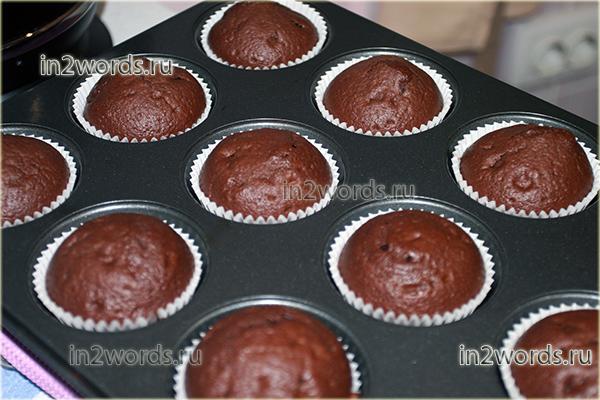 Использование бумажных форм Tescoma для выпечки кексов. Плюсы и минусы.