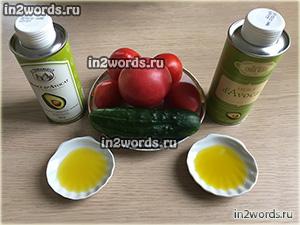 Масло авокадо La Tourangelle и Huilerie Croix Verte для еды и косметическое. Обзор - отзыв сравнение.