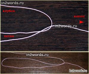 Из одного клубка 2, 3, 4 и 6 нитей. Вязание крючком и спицами.