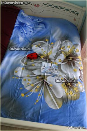 """Постельное белье """"Текстильный каприз"""". Картинка vs реальность. Обзор и отзыв."""