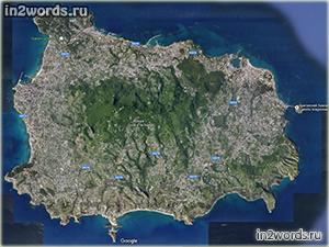 Настоящий остров Искья (Ischia). Часть первая - почему? Италия.