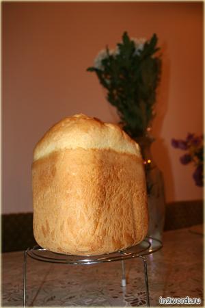 Рецепт белого хлеба для хлебопечи Kenwood BM450 + отзыв