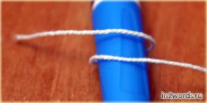 Кольцо амигуруми или первый ряд изделия. Вязание крючком.
