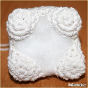 Зубик handmade. Вязание крючком. Искусство Амигуруми.