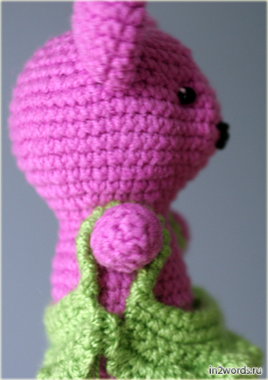 Мишка или мышка амигуруми для неопытных. Вязание крючком.