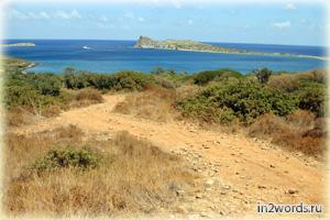 Виды легендарного острова Крит. Греция.